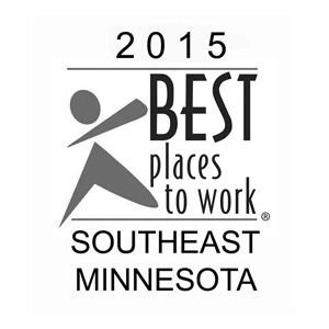 Southeast Minnesota Best Places to work logo 2015