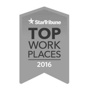 Star Tribune Top Workplace 2016 logo