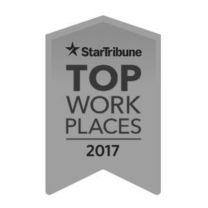 Star Tribune Top Workplace 2017 logo