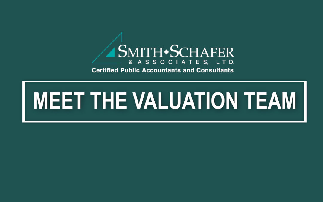 Meet the Valuation Team