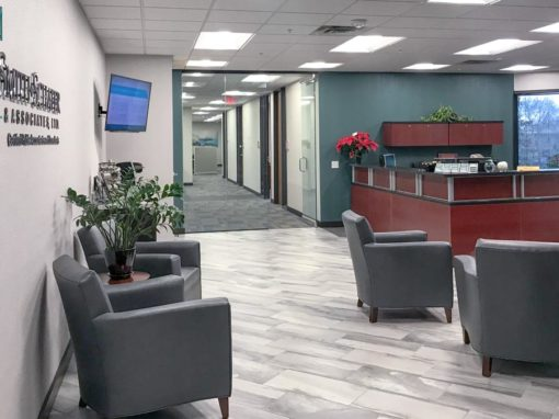 Twin Cities Smith Schafer location lobby waiting area