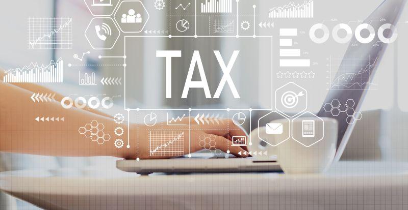 photo of tax