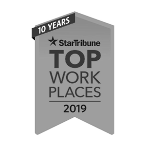 2019 Top Workplace Logo