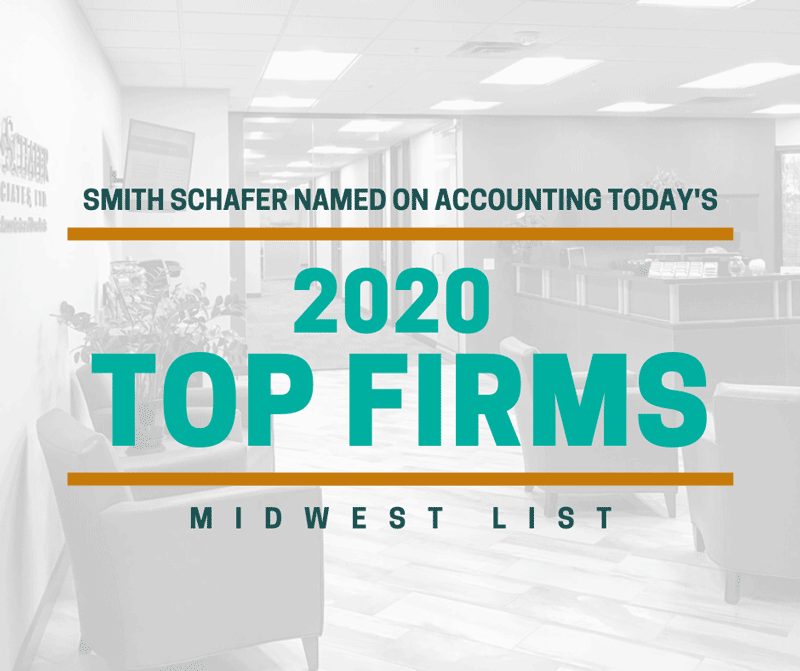 Smith Schafer: Accounting Today's Top 2020 Firms