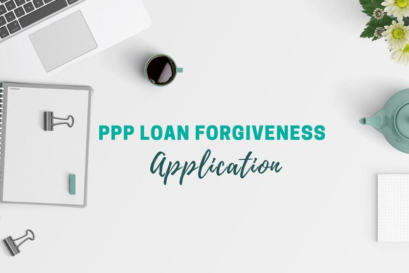 PPP Loan Forgiveness header
