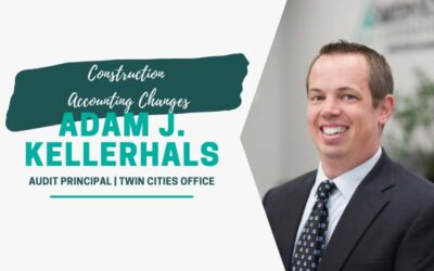 VIDEO: 3 Items Construction Companies NEED to Know About Recent Accounting Changes