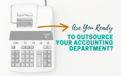Infographic: Are You Ready to Outsource Your Accounting Department?