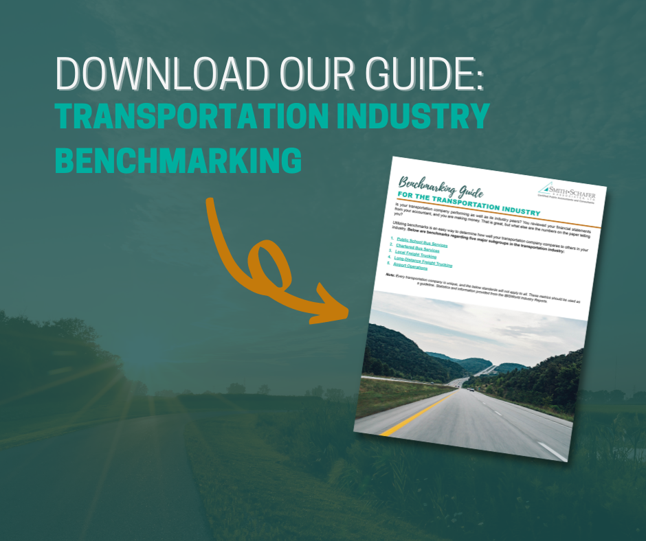 transportation industry benchmarking